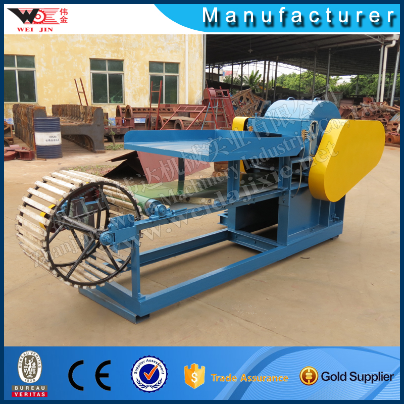 fibre processing equipment Industrial Hemp Fiber Extractor Machine