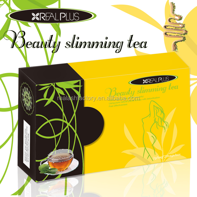 Herbal slimming tea no side effects, Real Plus best slimming tea!