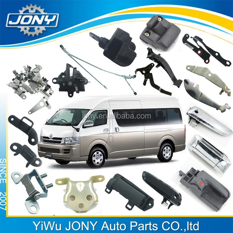 For Hiace auto parts spare body part