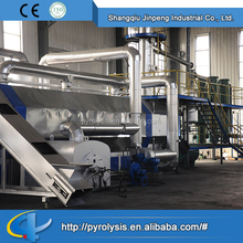 Newest Generation Full Automatic High Profits Used Tire Recycling Machine
