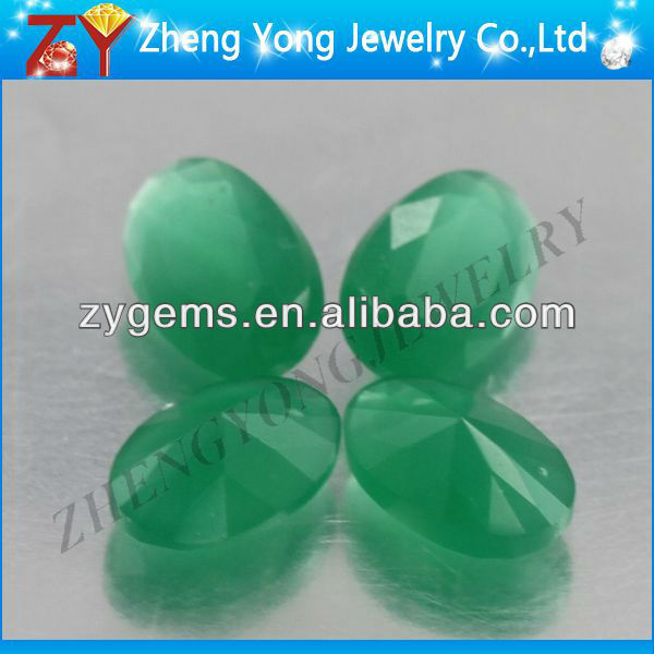 emerald price per carat, synthetic emerlad, green apple glass