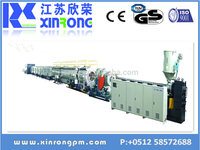 China Xinrong coil pipe making machine pvc pipe making machine price pvc garden hose making machine