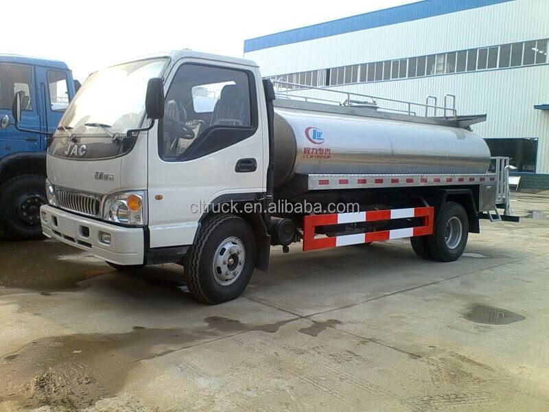 JAC stainless steel water truck