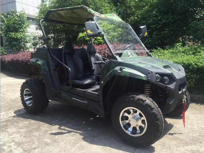 250CC all terrain vehicle