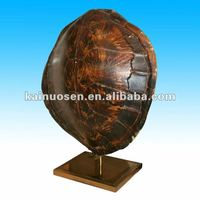 Antique resin turtle shell