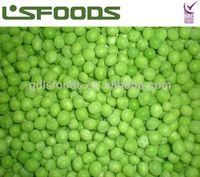 IQF green pea 2013 last batch