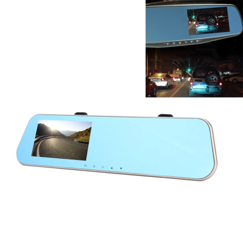Left screen user manual fhd 1080p car camera dvr video recorder Allwinner Programs, Support Motion Detection / Night version