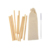 Hot sale multipurpose reusable handmade bamboo  bachelorette party drinking straws set