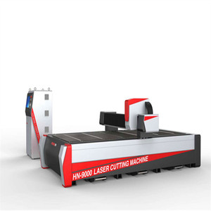 High speed Exchange platform fiber laser cutting metal machine used for cutting carbon steel plate for sale