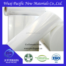 High quality 9 layers co-extruded high barrier packing films for food packaging