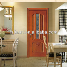 wooden interior solid wood door with higher quality