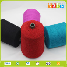 Fancy soft fluffy, super softness high quality Rayon/Nylon blended yarn