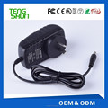 High Quality 5v 1.5a 12v 1.5a ac adapter/adaptor with CE UL SAA PSE KC GS