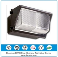 UL(E481495) approved LED wall pack light of high quality for 5 years warranty DLC FCC SAA
