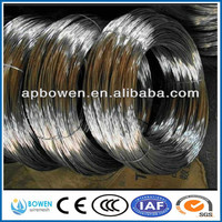 high quality Galvanized Iron Wire/hot dipped galvanized iron wire/electro galvanized iron wire in stock