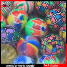 promotional toys bouncy ball bouncing ball.