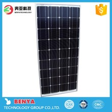 300w transparent solar power panel system kits price