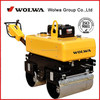walk type double wheel road roller vibratory road roller