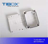 Wholesale Din Rail Plastic Enclosures,Plc Enclosure,Terminal Enclosure plastic housing with UL