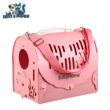 Folding Portable Cardboard Plastic Pet Carriers Wholesale