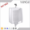 Synthetic urine ceramic eco urinal for siphon