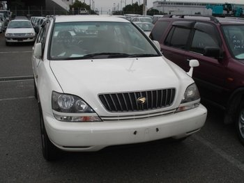 Toyota Harrier 5dr Extra G Pkg Automobile