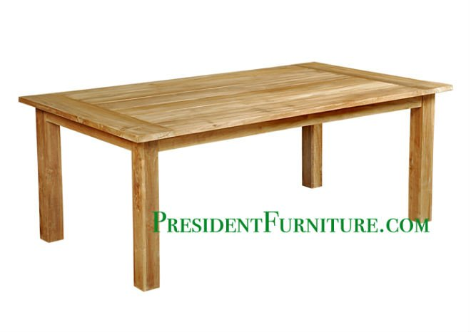 FSC Teak Indoor Furniture