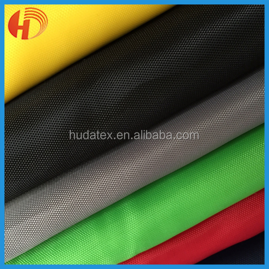 420D oxford waterproof fabric