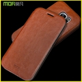 Hot selling Mofi Brand PU leather Mobile Pohne case for Samsung Galaxy S7 Smart phone flip cover case for Samsung Galaxy S7