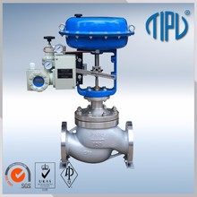 Wenzhou type globe stainless steel pneumatic control valve