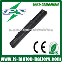 11.1V 5200Mah laptop battery for Fujitsu-Siemens Amilo Si1520 Pro V3205,SQU-518,SQU-522 3UR18650F-2-Q
