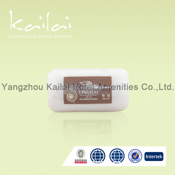 soap making supplies disposable/customized Hotel Toiletries Hotel Soap Products