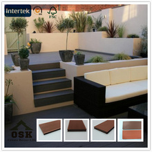 Building materials WPC decking/wood plastic composite deck wpc board/WPC factory in China