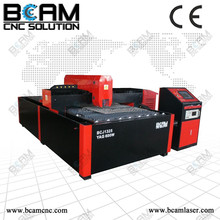 yag metal laser cutting machine price reasonable with easy feeding system