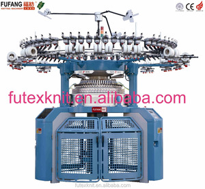 High Speed Double Fully Computerized Jacquard Mayer Type Circular Knitting Machine