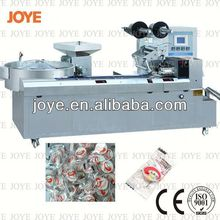 Lollipop Packing Machine/Automatic Colorful Lollipop Multifunctional Wrapping Machine JY-1200 With High Speed