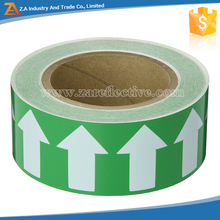 Black 3M reflective road floor marking tape marking tapes