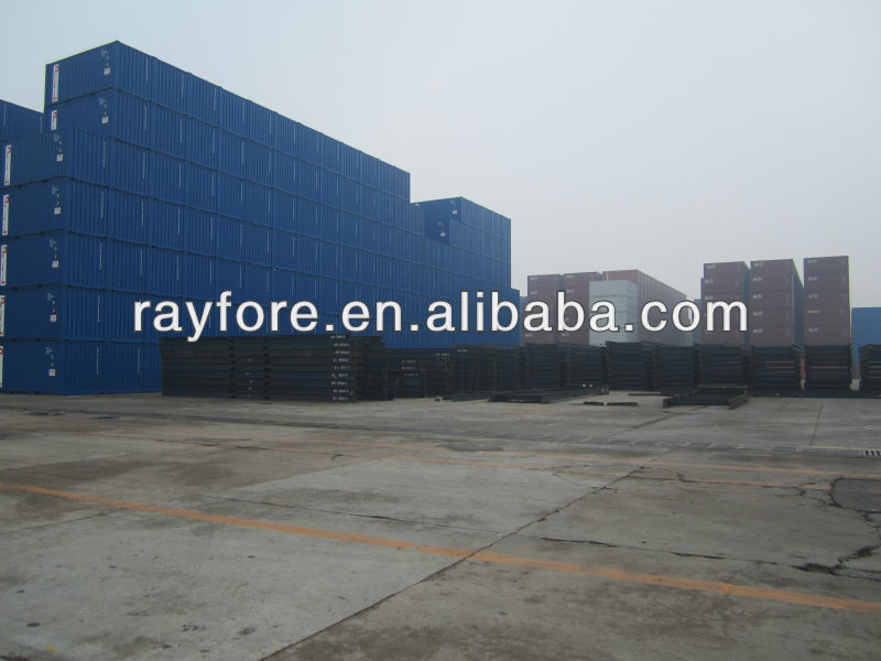 ISO 40 feet high cube container for sale