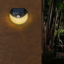 Good Performance small solar led outdoor wall light