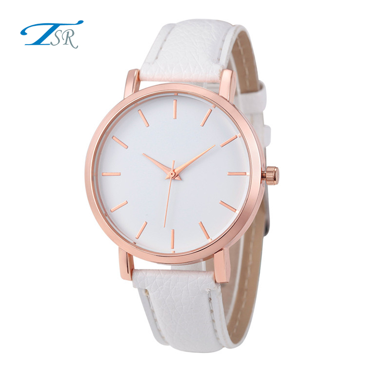 2018 316L Stainless Steel Ladies Wristwatch Quartz  Japan Movt Women Wrist Watches