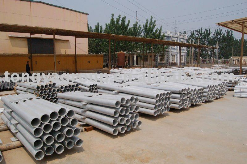 Galvanized Steel Fence Posts