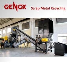 Metal Shredding & Recycling Plant