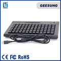 78Keys USB Port Membrane Programmable Keyboard