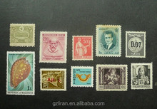 Alibaba express hot selling postage stamps printinge
