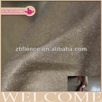100%polyester japanese order flame retardant fleece fabric