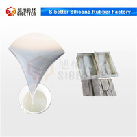 Liquid RTV Silicone Rubber for Cement Products Molding