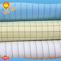 Professional antistatic white ruffle knit 100% polyester fabric