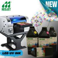 uv curable ink manufacturing for epson led digital printer printing glass bottle
