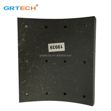 Heavy duty truck brake lining WVA 19939