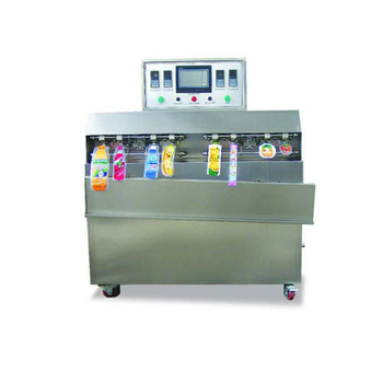 Automatic Plastic Thermoforming Shape Bag Liquid Sachet Water Filling Machine plastic water bag filling sealing machine